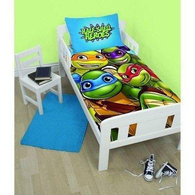 Turtles dekbedovertrek 120x150 | Mattel