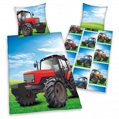 Tractor dekbedovertrek 140x200