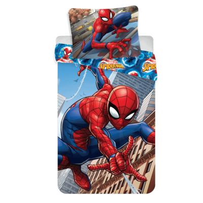 Spiderman dekbedovertrek 140x200 - Climbs