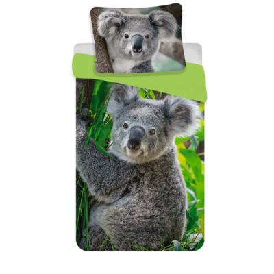 Koalabeer dekbedovertrek 140x200