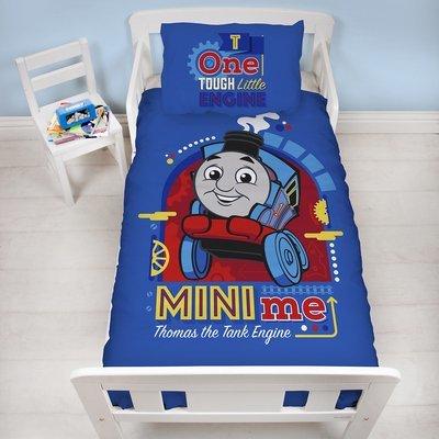 Thomas de Trein dekbedovertrek 120x150 - Mini Me