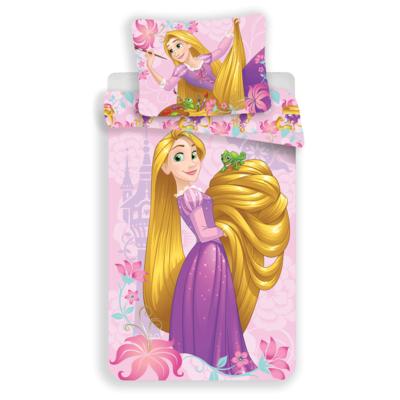 Rapunzel dekbedovertrek 140x200 - Roze