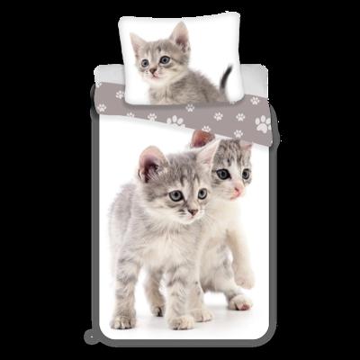 Kitten dekbedovertrek 140x200