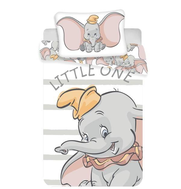 Dumbo dekbedovertrek 100x135