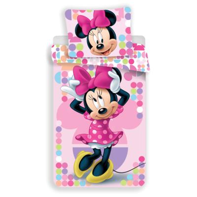Minnie Mouse dekbedovertrek 140x200 - Pink