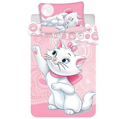 Marie Cat dekbedovertrek 100x135 | Disney