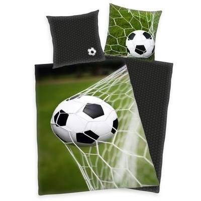 Voetbal dekbedovertrek 140x200 | Young Collection