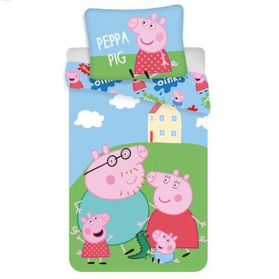 Peppa Pig dekbedovertrek 140x200 - Oink | Peppa Pig