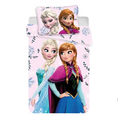 Frozen dekbedovertrek 100x135 - Floral | Disney