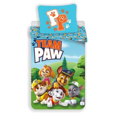 Paw Patrol dekbedovertrek 140x200 - Team Paw