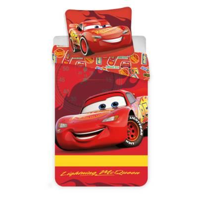 Cars dekbedovertrek 100x135 - McQueen