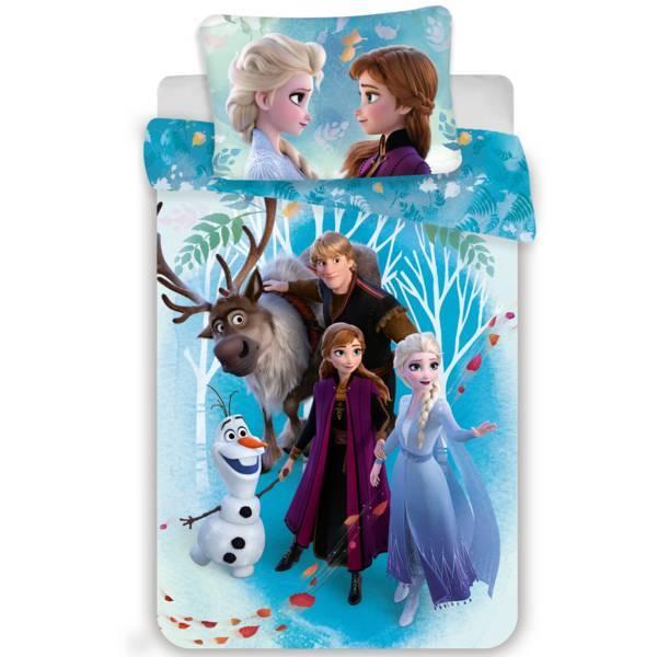 Frozen 2 dekbedovertrek 140x200 - Family