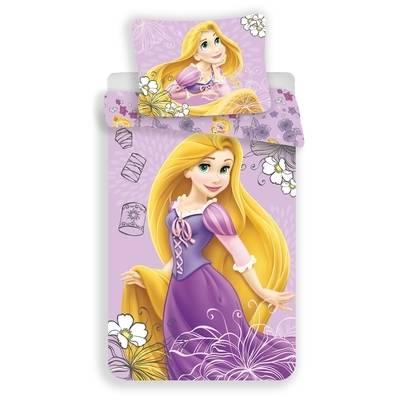 Rapunzel dekbedovertrek 140x200 - Purple