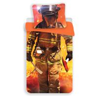 Brandweer dekbedovertrek