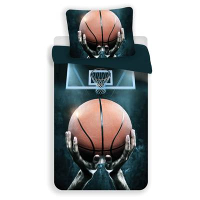 Basketball dekbedovertrek 140x200