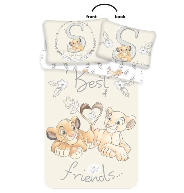 Lion King dekbedovertrek 100x135 - Best Friends