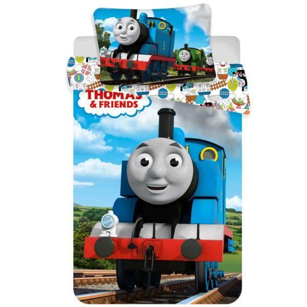 Thomas de Trein dekbedovertrek 100x135 - Funny