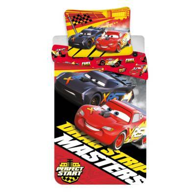 Cars dekbedovertrek 140x200 - Masters