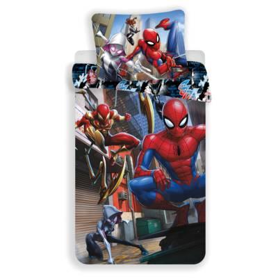 Spiderman dekbedovertrek 140x200 - Action