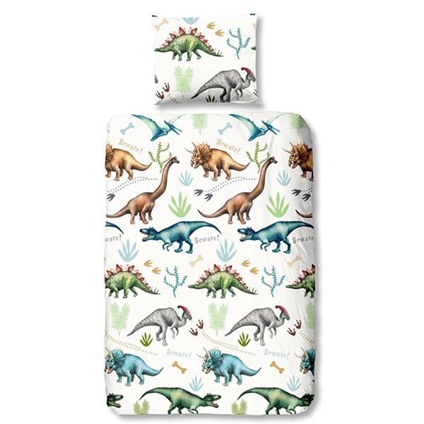 Dinosaurus dekbedovertrek 120x150