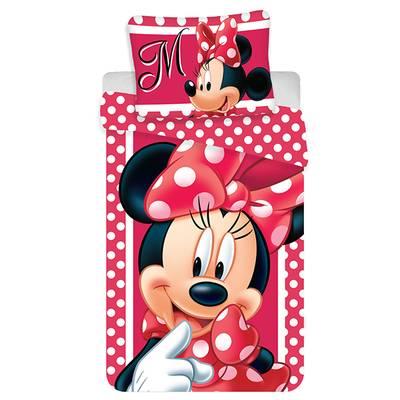 Minnie Mouse dekbedovertrek 140x200 - Dots