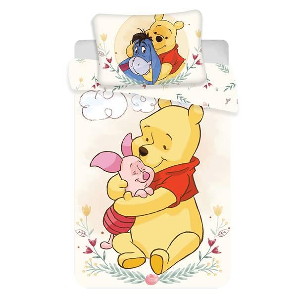 Winnie the Pooh dekbedovertrek 100x135 - Cute