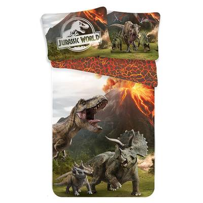 Jurassic World dekbedovertrek 140x200