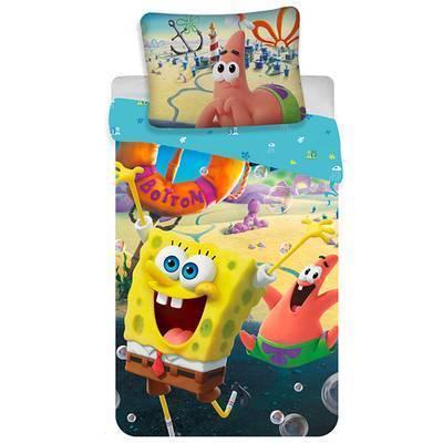 SpongeBob dekbedovertrek 140x200 - Movie