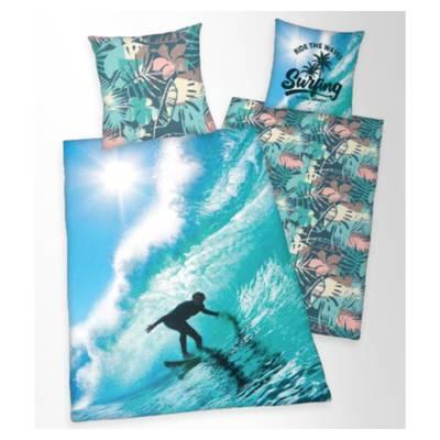 Surfer dekbedovertrek 140x200