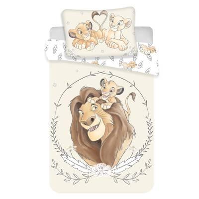 Lion King dekbedovertrek 100x135