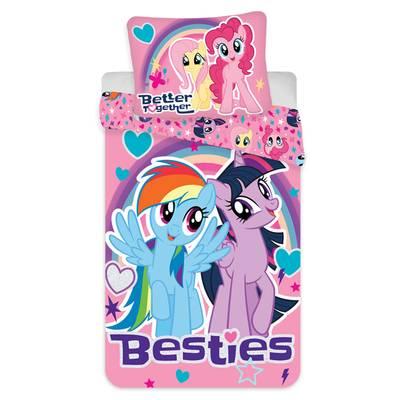 My Little Pony dekbedovertrek 140x200 - Besties