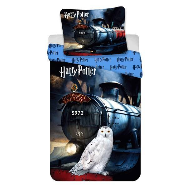 Harry Potter dekbedovertrek 140x200