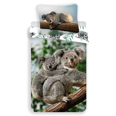 Koala dekbedovertrek 140x200