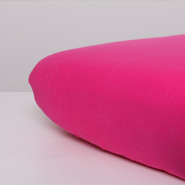 Nappiez Jersey hoeslaken 60x120 - Fuchsia