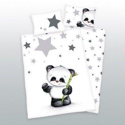 Panda dekbedovertrek 100x135