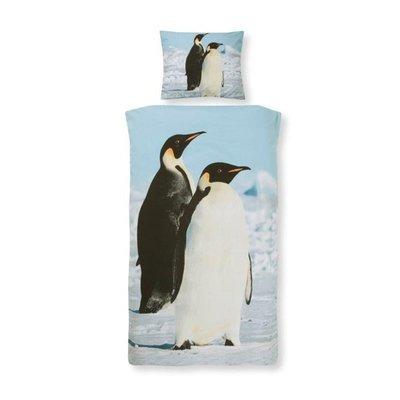 Penguin dekbedovertrek 140x200 | Day Dream