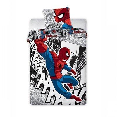 Spiderman dekbedovertrek 140x200