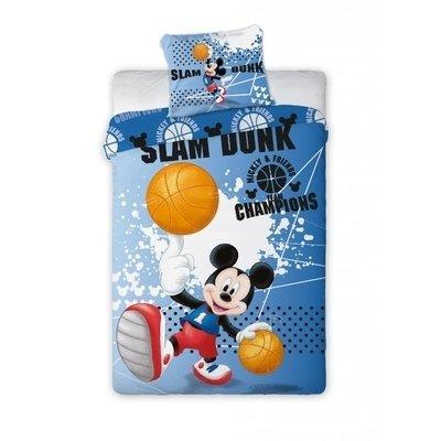 Mickey Mouse dekbedovertrek 140x200