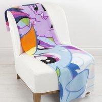 My Little Pony fleece deken