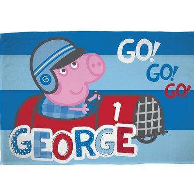 George Pig fleece deken