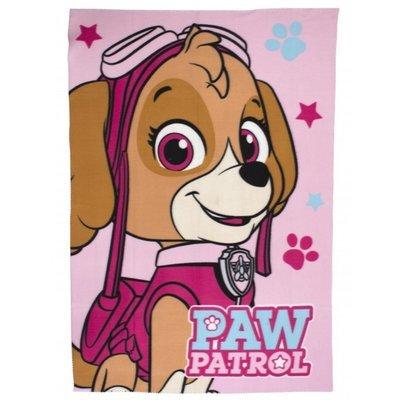 Paw Patrol fleece deken - Stars