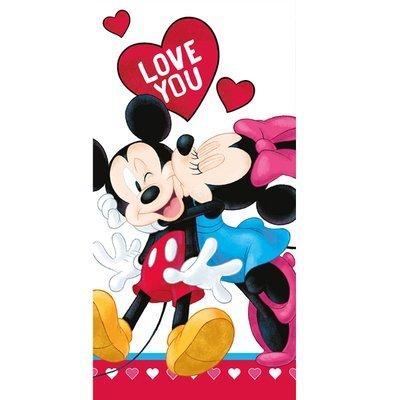Minnie Mouse strandlaken