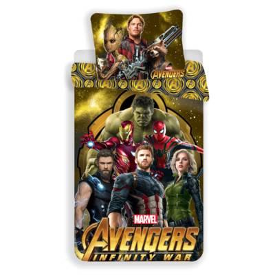 Avengers dekbedovertrek 140x200 - Infinity War