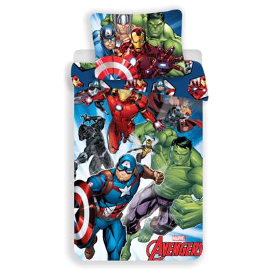 Avengers dekbedovertrek 140x200
