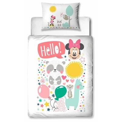 Minnie Mouse dekbedovertrek 120x150 - Friends