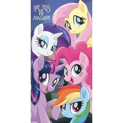 My Little Pony strandlaken