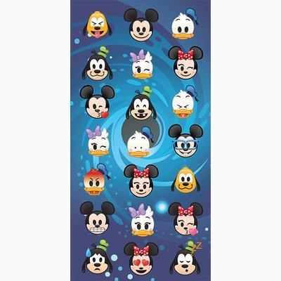 Emoji Disney strandlaken