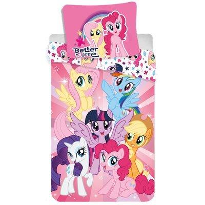 My Little Pony dekbedovertrek 140x200 - Pink