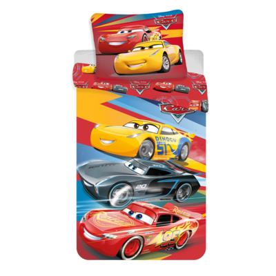 Cars dekbedovertrek 140x200 - Racers