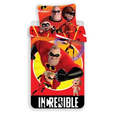 Incredibles 2 dekbedovertrek 140x200